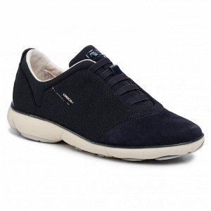 кроссовки  GEOX синии