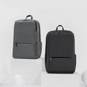 """Рюкзак Стильный деловой рюкзак поможет аккуратно, бережно и компактно переносить ноутбук 15.6"""", документы, книги и другие аксессуары. Классический внешний вид рюкзака идеально дополнит деловой стиль в"""