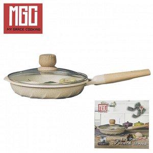 """Сковорода с антипригарным покрытием MGC """"Fry Pan"""" / 26 см"""