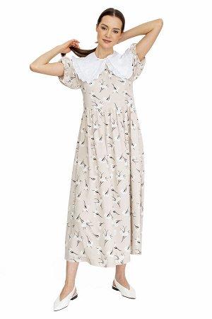 Платье «Муза» (без воротничка)