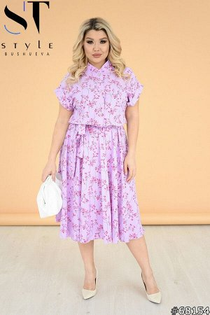 Платье 68154