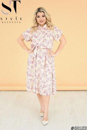 Платье 68153