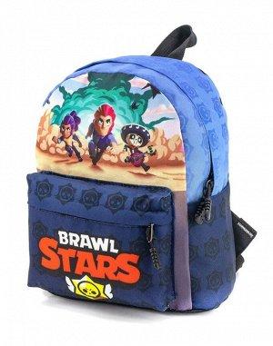 Рюкзак Стильный, легкий и практичный рюкзак на выбор - станет незаменимым аксессуаром для ребенка. Он имеет оптимальный размер: высота - 25, ширина - 20, глубина -10 см. С ним очень удобно ходить в са