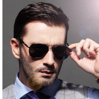 🧦 Классные носочки для всех . Водонепроницаемый чехол — Мужские солнечные очки