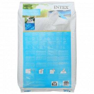 Стеклянный песок фракции 0.4 – 0.8 мм, 25 кг, для песочных фильтров, 29058 INTEX