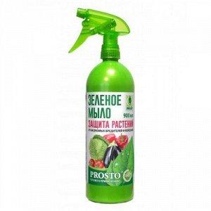 Зелёное мыло для защиты растений от вредителей 900 мл