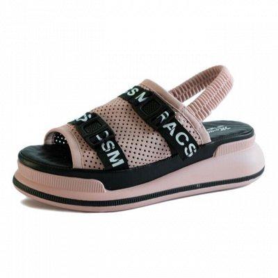 Leader обувь по отличным ценам! Весна-лето 2021! Ряды — Босоножки — Босоножки, сандалии