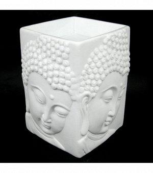 Аромалампа Будда, 12 см керамика