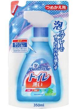 """Чистящая спрей-пена для туалета """"Foam spray toilet"""" (мягкая упаковка) 350 мл"""
