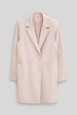 Пальто жен. Arribat светло-розовый