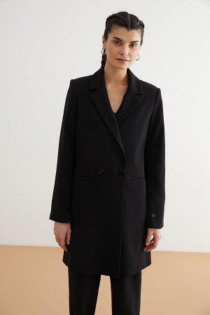 Пальто жен. Arribat черный