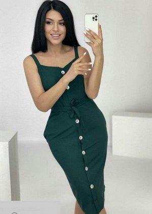 Сарафан Платье-сарафан - оптимальный выбор для жаркого лета. Легкие натуральные ткани и открытая линия плеч позволяет чувствовать себя комфортно.