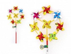 """Ветерок """"Star Team"""" высота 43 см., d=7 см"""