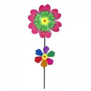 """Ветерок """"Цветок""""  цвет в ассорт. ,27 см"""