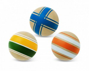 Мяч д. 75 мм ЭКО ручное окрашивание