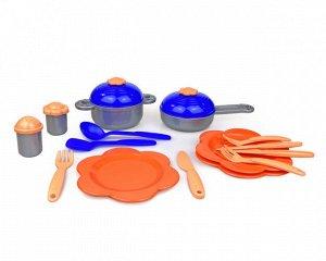 Набор детской посуды №1 ,19 пред. ,18*12*11 см