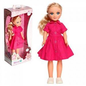 Кукла Анастасия Весна Розовое лето, озвуч. 42 см   тм. Весна