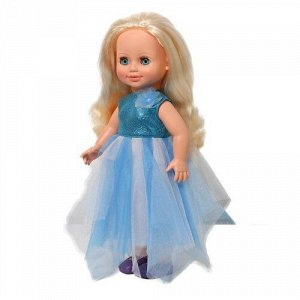 Кукла Анна праздничная 2, озвуч. ,42 см   тм.Весна