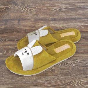 """Обувь домашняя подростковая """"Зайка"""""""