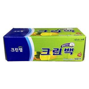 Пакеты фасовочные из БИО-полиэтилена (17 х 25 см) в коробке с системой «Просто достань» 100 шт. / 32