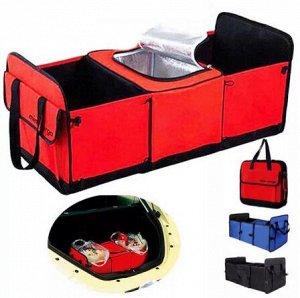 Органайзер в багажник с термоотделением