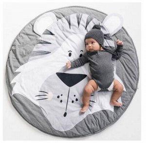 """Детский коврик для игр и сна """"Лев"""""""