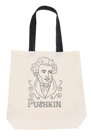 "Сумка-шоппер ""Пушкин"""