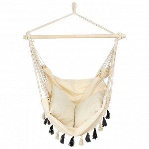 Гамак-кресло подвесное 100 х 130 х 100 см