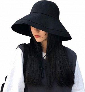 FUKUYIN Women's UV Protection Hat - стильная шляпка с большими полями