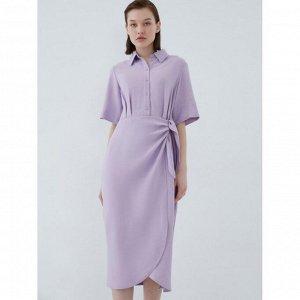 Платье женское лаванда