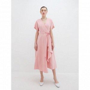 Платье женское светло-розовый