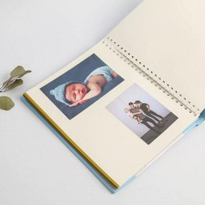 Фотоальбом на 20 магнитных листов «Любимый сыночек»