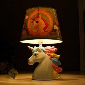 Лампа настольная 48472/1 E14 40Вт МИКС 20х20х33 см