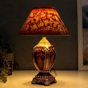 Лампа настольная 16342/1 E14 40Вт 25х25х36 см