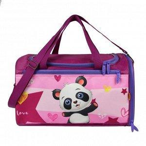 Сумка детская панда 218