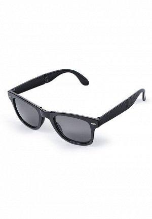 Очки солнцезащитные складные Estelle, цвет чёрный