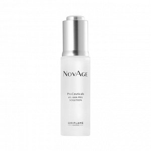 30  мл.* Сыворотка-пилинг для обновления кожи с 6% содержанием AHA-кислот NovAge ProCeuticals