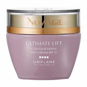 50  мл.* Дневной крем-лифтинг SPF 15 NovAge Ultimate Lift Contour Define