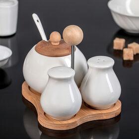 Узнаваемая посуда из Европы и Азии-55. Много новинок — Сахарницы, наборы для специи, подставки под яйцо