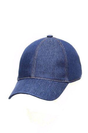 Бейсболка Регулировка размера: Липучка Материал: джинсовая ткань Бейсболка Размер: 56-62 Подклад: Без подклада