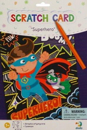 """300194 Гравюра """"Супергерой"""""""