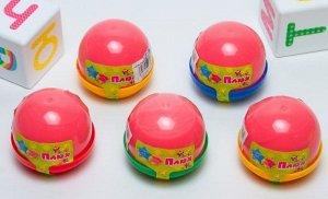 0001/7118PI 40g Слайм-Плюх розовый капсула 40 грамм