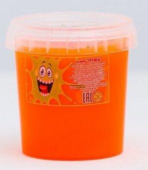 0599 Смайл-Плюх оранжевый контейнер 140 грамм