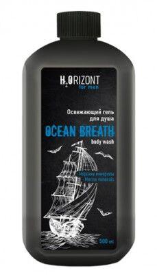 Гель для душа Vilsen OCEAN BREATH Освежающий 500мл муж флакон