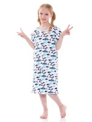 Сорочка для девочек арт 11439