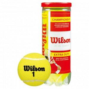 Теннисный мяч, Wilson