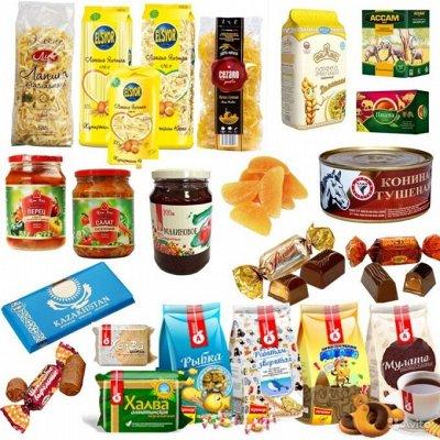 Кондитерские изделия, бакалея  — Лапша, макароны, супы, приправы Казахстан — Макаронные изделия