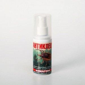 """Спрей для защиты от укусов насекомых """"Комарово"""", флакон,  50 мл"""