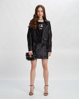Куртка из искусственной кожи жен. INCITY