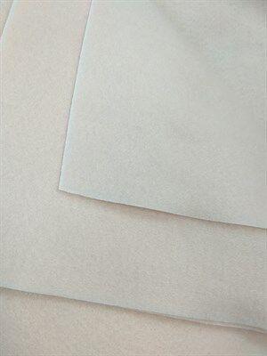 Фетр мягкий размер 30х30 см, толщина 1 мм цвет топленое молоко, 1 шт.